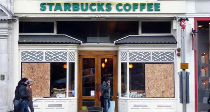 Steadfast Starbucks to Weather Gun Control Boycott