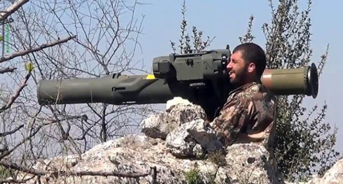 Arming The Enemy: Obama Gives al-Qaeda-linked Terrorists Anti-Tank Weapons