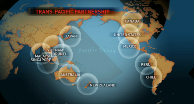 Bloomberg: Pacific Trade Deal Is A Corporate Power Grab
