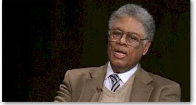 Thomas Sowell on Freedom vs. Big Government