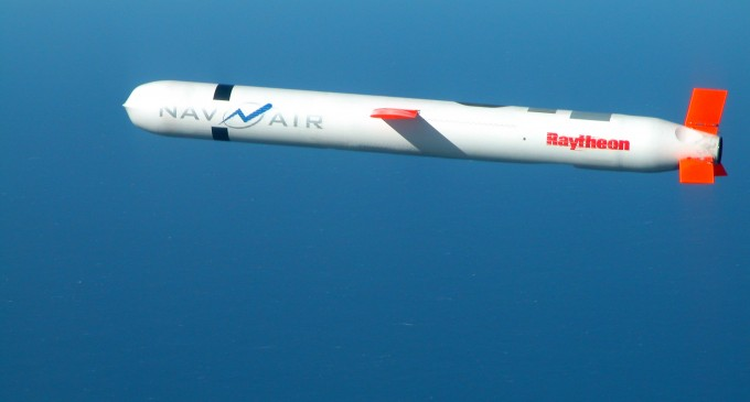 CONFLICT OF INTEREST: Expert on Syria makes Cruise missiles