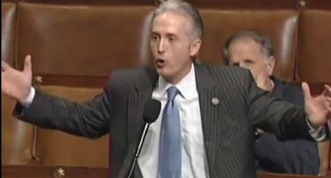 Explosive Speech: Trey Gowdy Schools Congress!