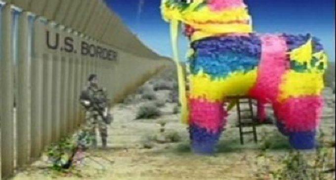 Illegal Imigration: a Trojan Piñata?