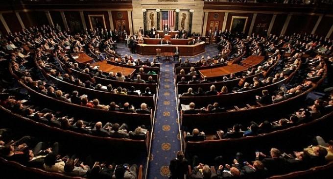 "Congress Passes Orwellian ""Disinformation And Propaganda"" Act"