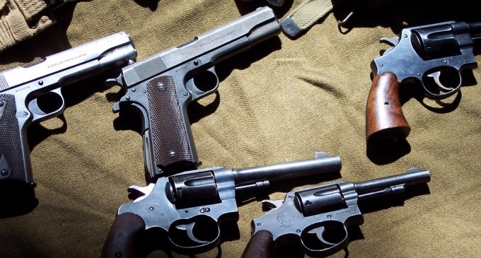 Strict Maryland Gun Laws spur application rate