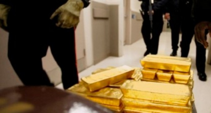 The Latest Heist: US Quietly Snatches Ukraine's Gold Reserves