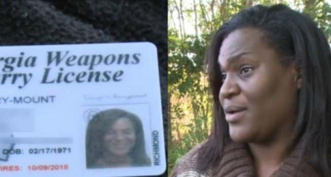 Mom banned from public school for having a concealed-carry permit