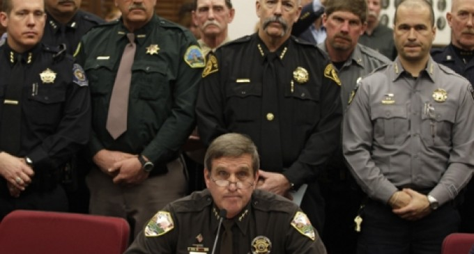 Colorado Sheriff: We Will Not Enforce New Gun Control Laws