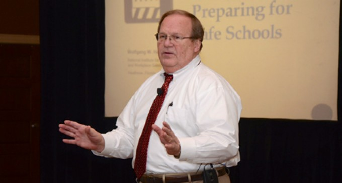 National School Safety Expert: Sandy Hook Shooting Was A Staged Event