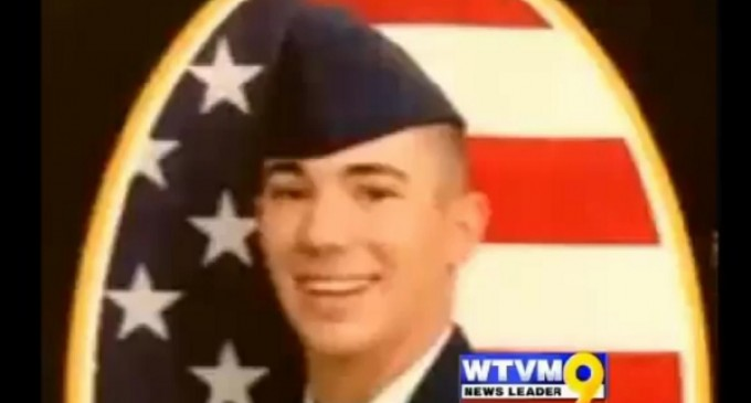 Police Shoot Airman During Minor Traffic Accident