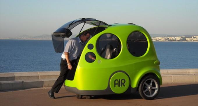 A Car That Runs On AIR