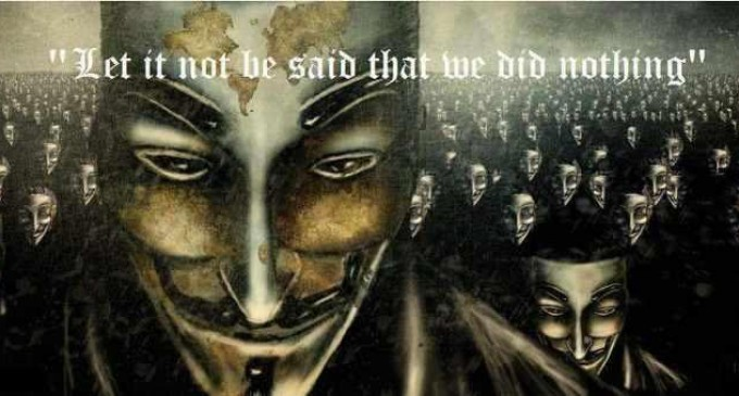 Anonymous March on Washington Set For November 5th