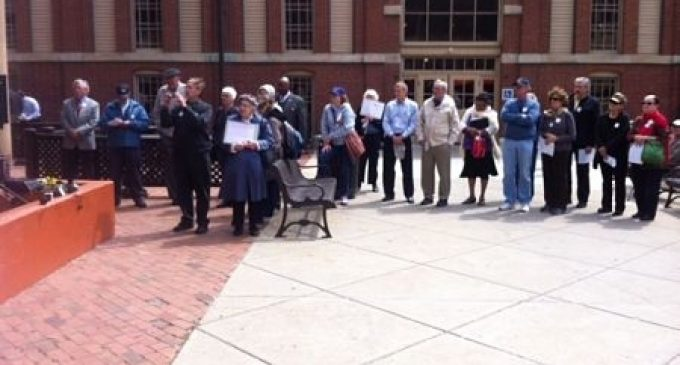 FAIL: Just 25 Supporters Turn Up For Nanny Bloomberg's Anti-gun Rally