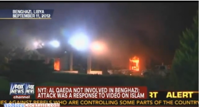 New York Times Downplays Terrorist Involvement In Benghazi Attacks