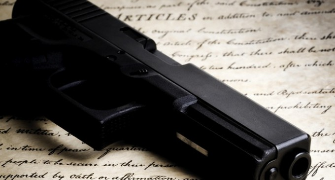 In Just One Year the Percentage Who Believe Gun Laws Too Strict Tripled