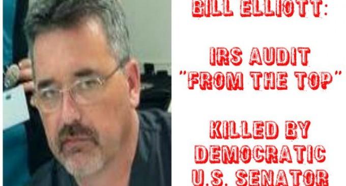 North Carolina Senator: IRS Retaliation 'Comes from the Top'