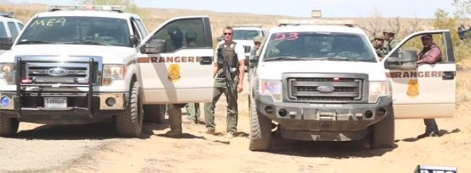 Massive Raid By Federal agents, Rangers and F.B.I. On Bundy Ranch Imminent?