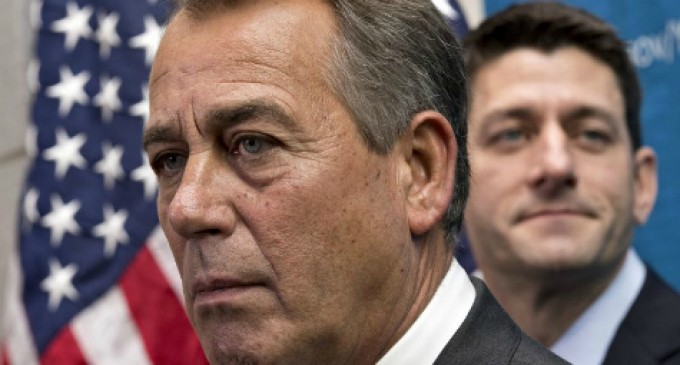 NYT: Boehner Is Committed to Amnesty in 2014