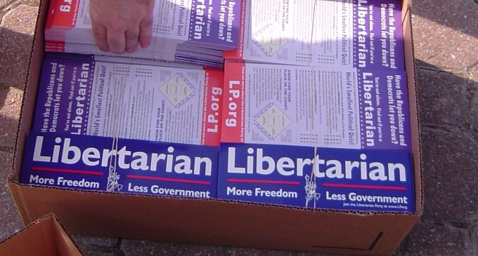 Ohio Senate Votes To Ban The Libertarian Party In Elections