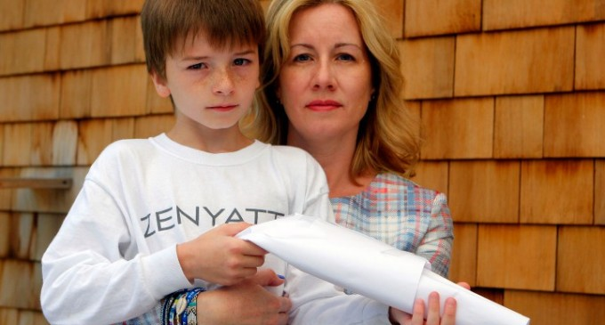 Boy Suspended Over Rolled Up Piece Of Paper – He Pointed It 'Like A Gun'