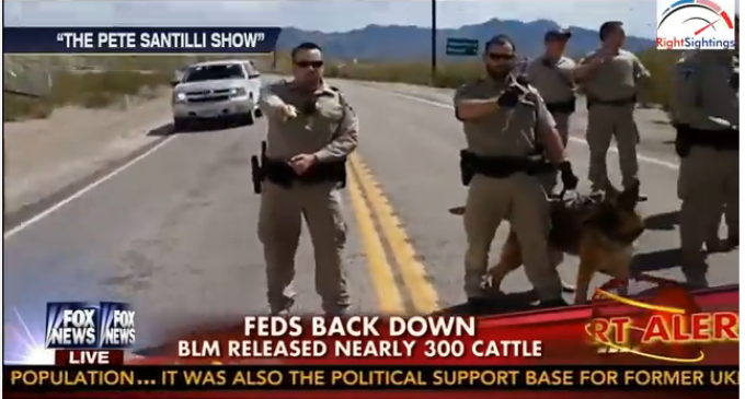 American Revolution 2.0: Showdown At Bundy Ranch, American Citizen Victory