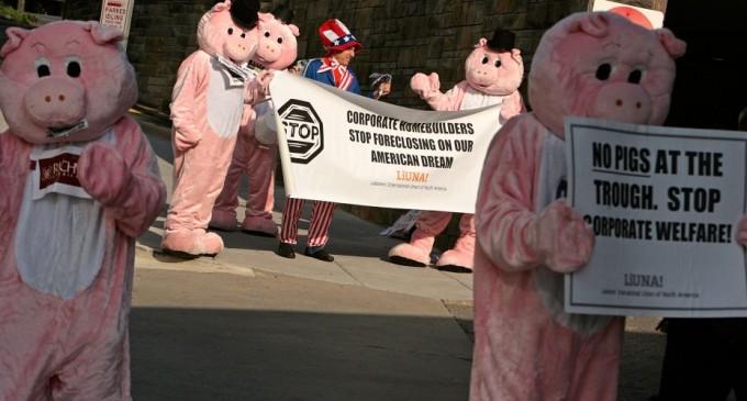 Labor Unions Funding Republican Civil War