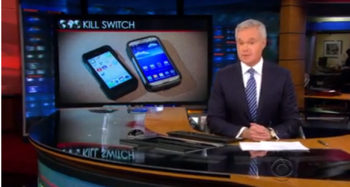 Congress Wants To Put A Kill Switch Into Your Smartphone