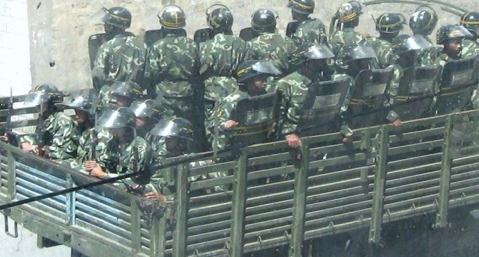Chinese Troops Land In Hawaii For 'Disaster Relief Exercises'