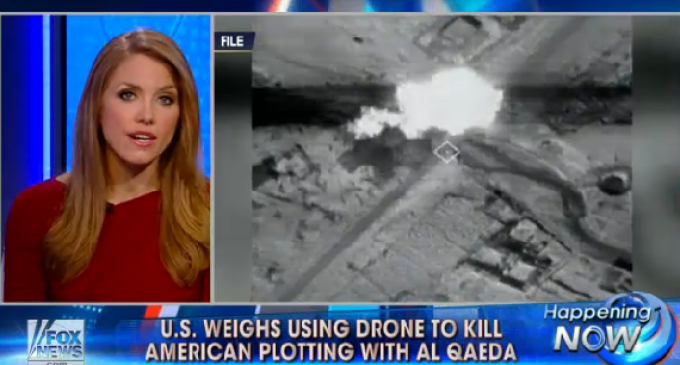 White House Debates Killing US citizen With Drone Attack, Without A Trial