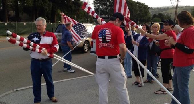 Displaying American Flag Now Racist, Not Allowed on Cinco de Mayo