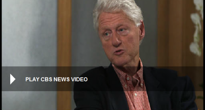 Bill Clinton: Obama Should Honor Health Care Promise