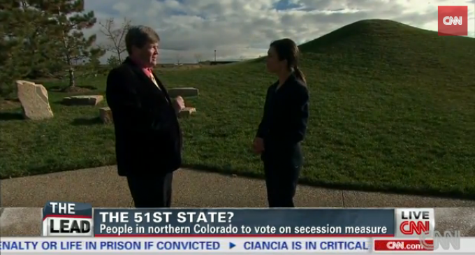 5 Colorado Counties Vote To Secede And Form 51st State