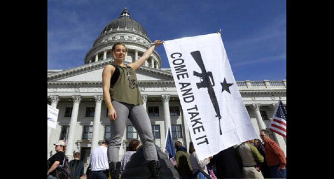 POLL: Americans Oppose Gun Control 23% More