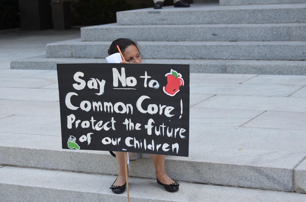 Federal Coersion of the Common Core At Local Level