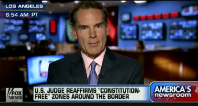 Judge Upholds 'Constitution Free' Zones Along U.S. Border Areas
