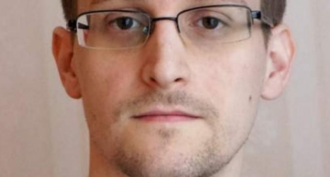 Snowden Receives Major Award