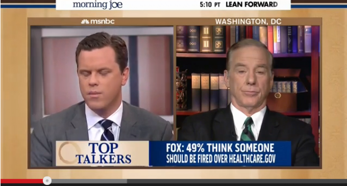 Howard Dean: Republicans Are To Blame For Obamacare Roll Out Failure