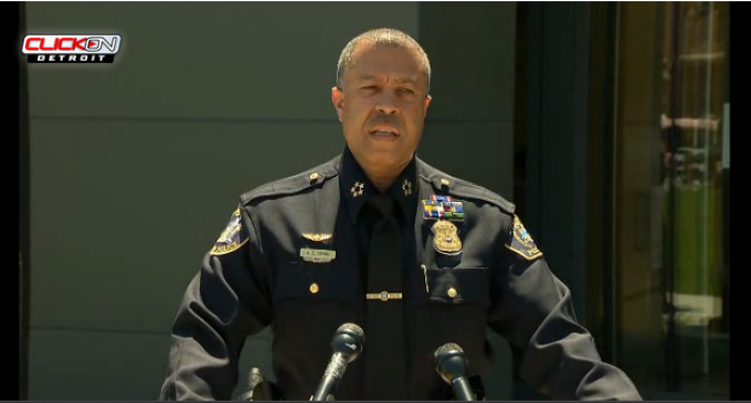 Detroit Police Chief: Drop In Crime Due In Large Part To 2nd Amendment
