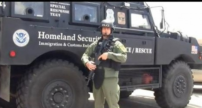 Proof Our Constitution is GONE: Feds Violate 1st and 4th Amendments In Illegal Search and Seizure