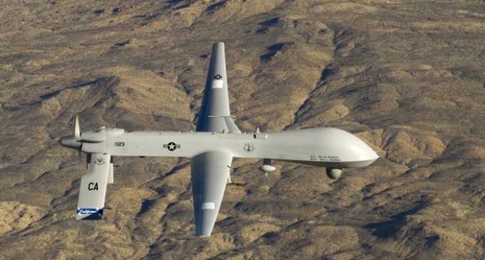 Predator Drone Helps Convict North Dakota Farmer – First Case Of Its Kind