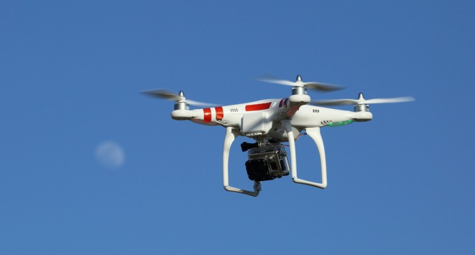 Report: FBI Has Been Flying Drones Over the U.S. Since 2006