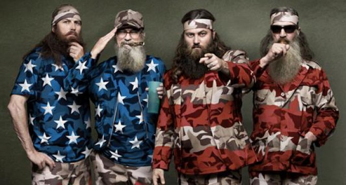 Duck Dynasty Producers: Stop Praying To Jesus, You´ll Offend Muslims