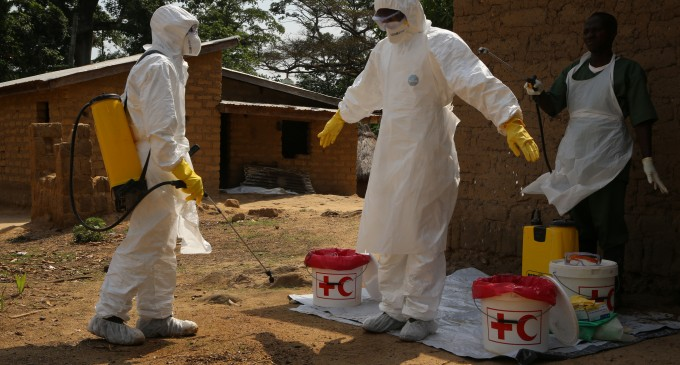 The Ebola 'Pandemic' – Just A Distraction?