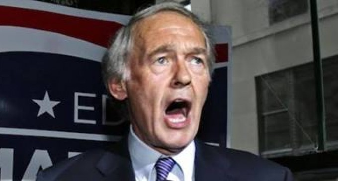 Senator Edward Markey Seeks To Kill Entire Handgun Market