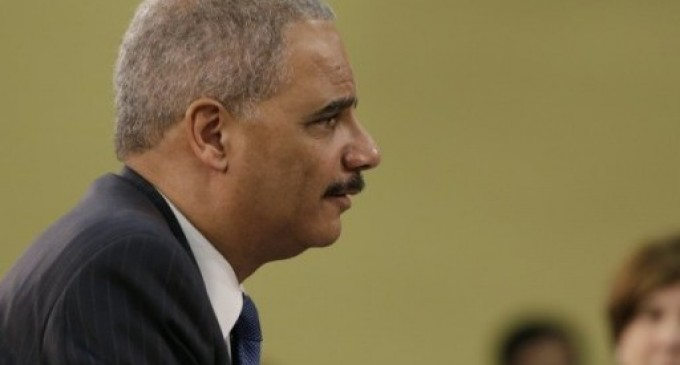 Eric Holder Defends His Throne