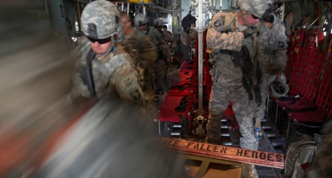 US Troops Fed Up With 'Rules Of Engagement' That Strenghten The Enemy