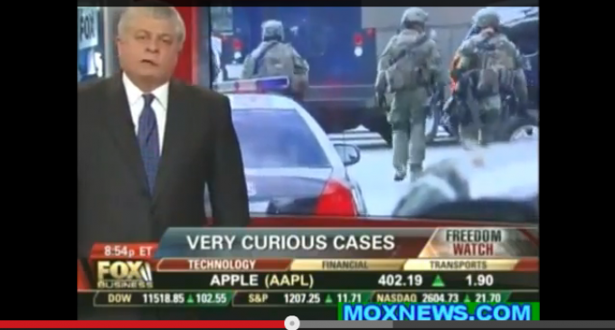 Judge Napolitano: FBI Creates Fake Terrorist Plots