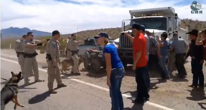 Bundy Ranch Update: Militia To Arrive With Force, Protestors Tasered, Feds Just Want to Frack