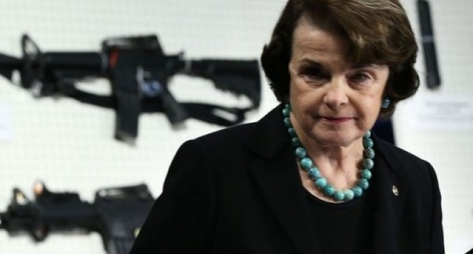 Dianne Feinstein Now Pushing For Semi-automatic Rifle Import Ban