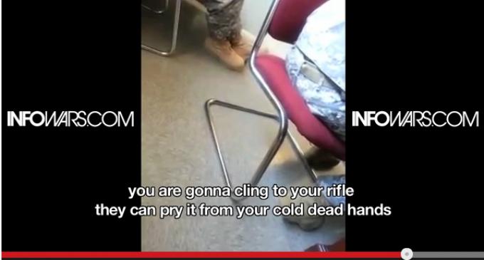 VIDEO LEAK: FEMA Plans To Take Guns During Martial Law